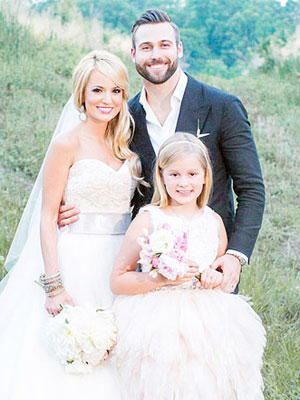 Emily Maynard Pregnant Expecting Second Child