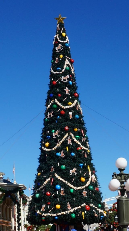 disney christmas - Disneyworld At Christmas Time