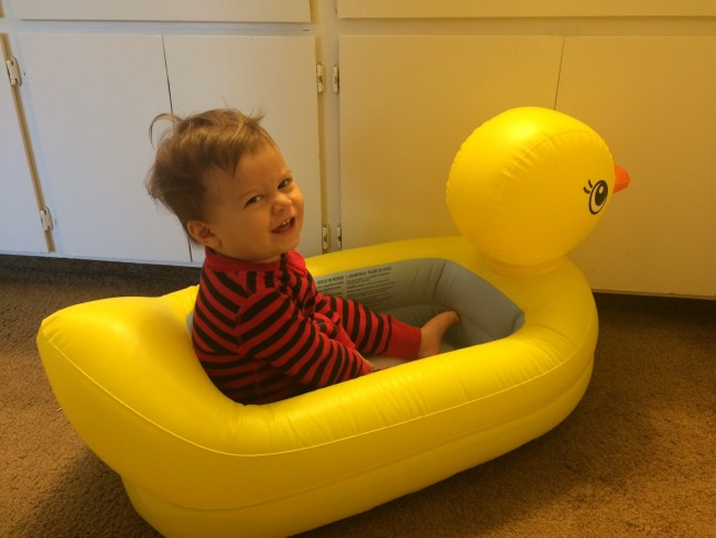 Bath time troubles! I\'m at the end of my soap-on-a-rope – BabyNowUSA