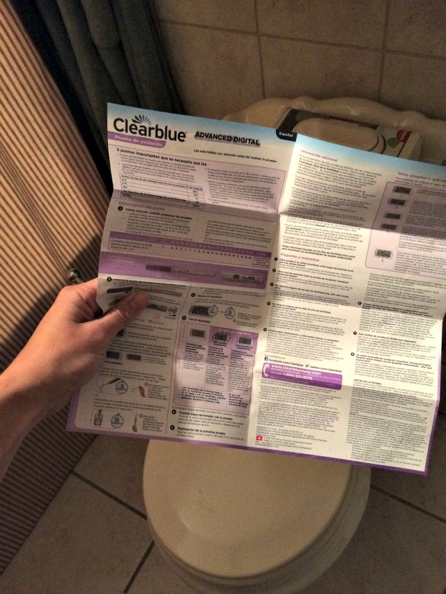 How To Take An Ovulation Test With Dignity Babynowusa
